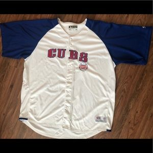 Men's Cubs jersey